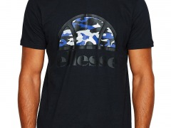 Ellesse Atelia T-Shirt Black