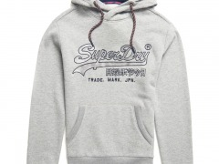 Superdry Downhill Racer Applique Hoodie