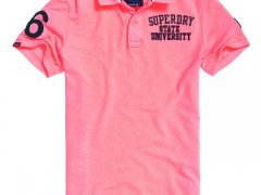 Superdry Pique Polo State University