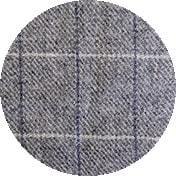 Grey Tweed Check