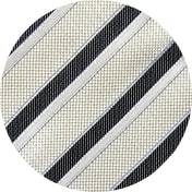 Charcoal Striped