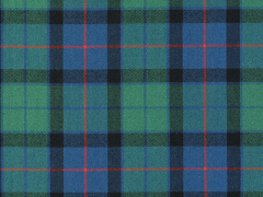 Flower of Scotland Tartan